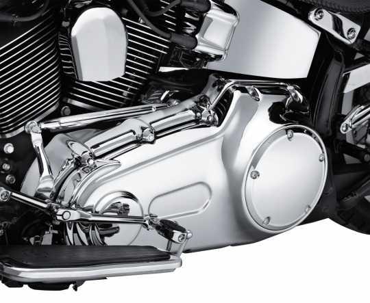 Harley-Davidson Inner Primary Cover Trim chrome  - 60868-10