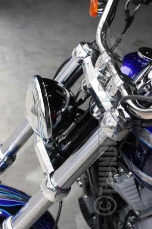 Thunderbike Gabelbrücke Tube 49 poliert  - 61-75-060