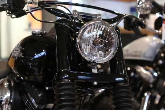 Thunderbike Upper Fork Cover black  - 61-75-160