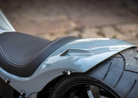 Ricks Motorcycles Rick's TnR Rear Fender Kit Short Cut Race 300mm Fiberglass  - 61-9515
