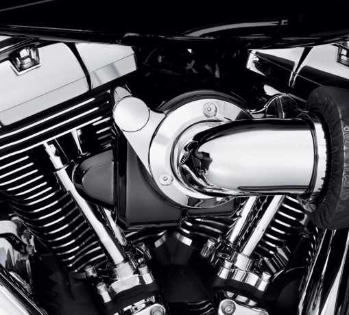 Harley-Davidson Throttle Body Cover Gloss Black  - 61300110