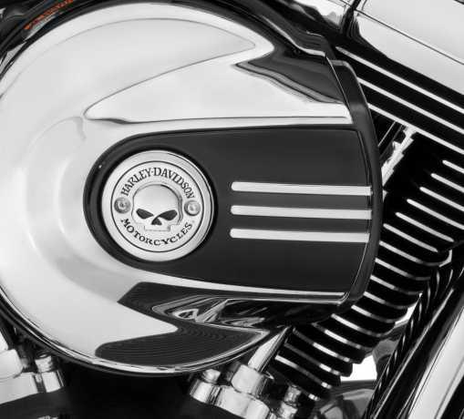 Harley-Davidson Willie G. Skull Air Cleaner Trim  - 61300217
