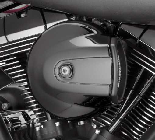 Harley-Davidson Luftfilter Deckel schwarz  - 61300536