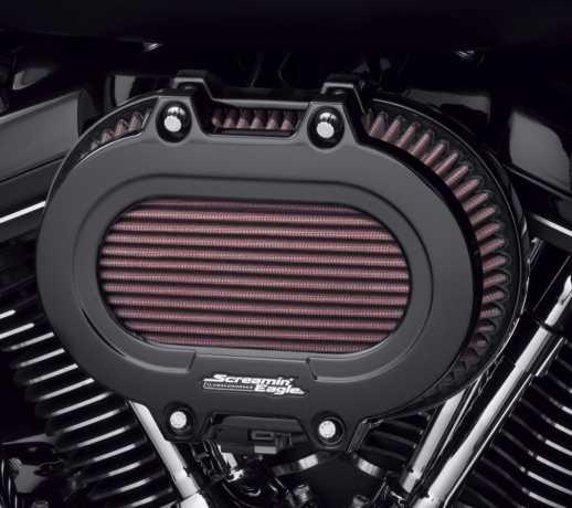 Harley-Davidson Screamin' Eagle Ventilator Extreme Air Cleaner Cover black  - 61300994