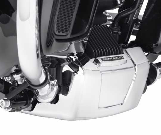 Harley-Davidson Wasserpumpendeckel chrom  - 61400225