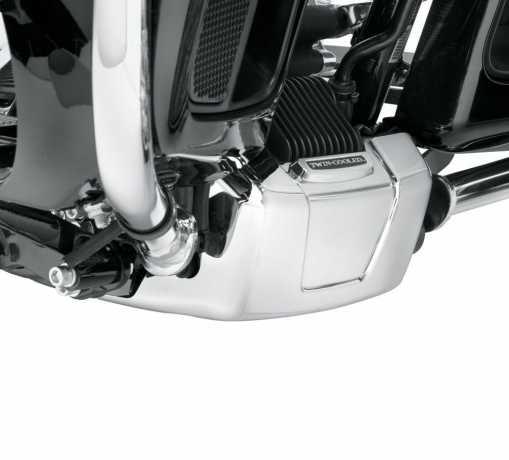 Harley-Davidson Water Pump Cover chrome  - 61400225