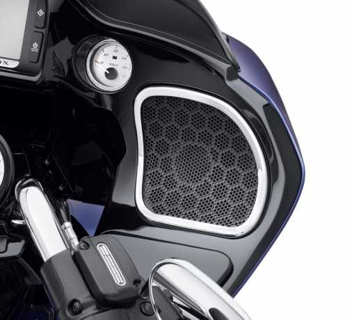 Harley-Davidson Speaker Trim  - 61400297