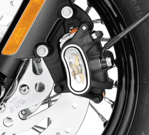 Harley-Davidson Bremssatteleinsatz Live to Ride  - 61400307