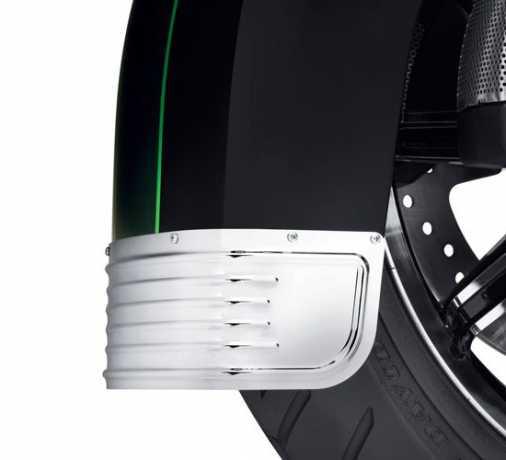 Harley-Davidson Front Fender Skirt chrome  - 61400312