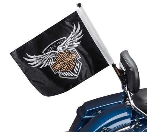 Harley-Davidson 115th Anniversary Flag Kit - Sissy Bar  - 61400524