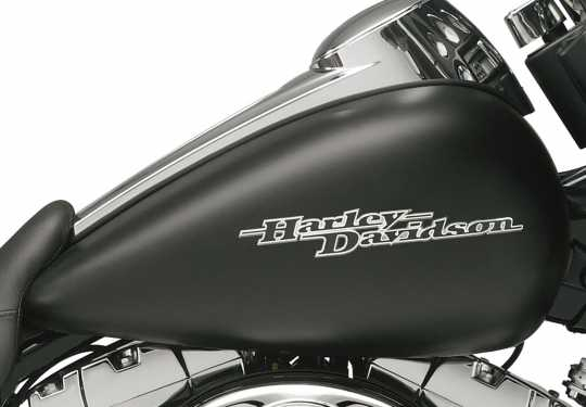 Harley-Davidson Tank Medallion rechts  - 62437-11