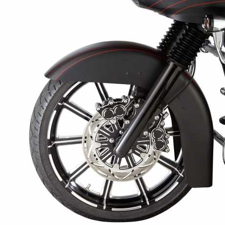 Arlen Ness Arlen Ness Hot Legs Smooth, black  - 63-1503