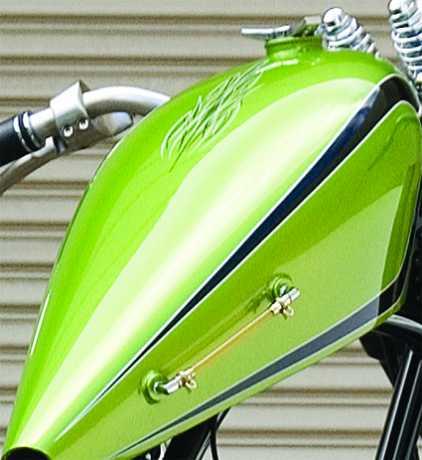 Kraftstoff Schlauchanzeige  - 63-2915