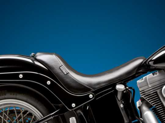 Le Pera Le Pera Bare Bones seat with gel LGK-007  - 64-1191