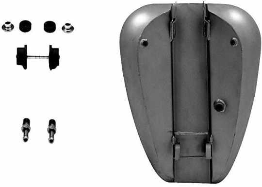 Paughco Paughco Kraftstofftank 4.2 Gallonen mit Schraub-Tankdeckel  - 65-1258