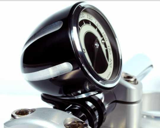 Motogadget Motogadget Groove Cup, schwarz contrast-cut  - 65-2563