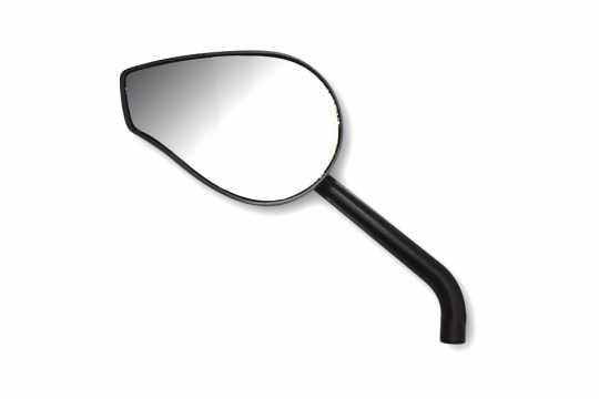 Highsider Highsider Mirrors Phoenix 1 black  - 65-3775