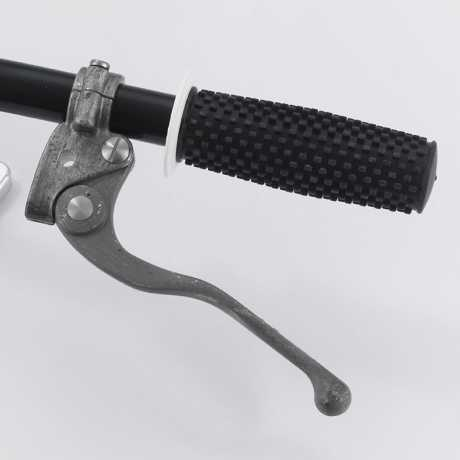 Kustom Tech Kustom Tech Classic wire clutch lever assembly, raw  - 65-5864
