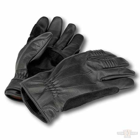 Biltwell Biltwell Work Gloves, black XL - 942941