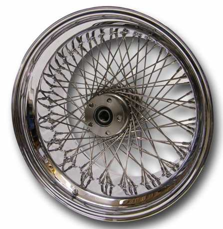 TTS Wheels TTS 80 spoke wheel, stainless steel  - 65-5976V