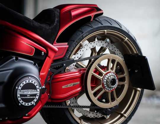 "Thunderbike Single-Side Swingarm Kit 21"" Alu  - 66-74-031"