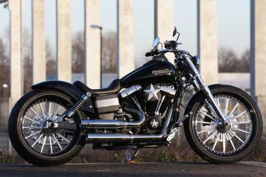 "Thunderbike Swingarm Kit Dyna 260-21""  - 66-75-300V"
