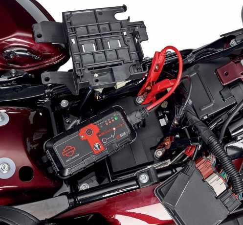 Harley-Davidson HOG Booster Portable Battery Pack 1000A  - 66000147