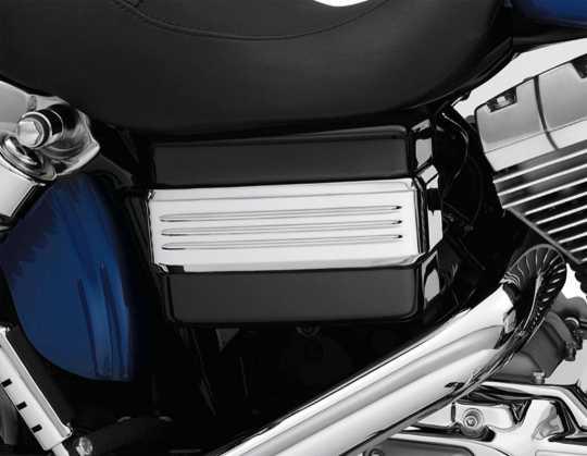 Harley-Davidson Battery Cover Band chrome  - 66439-07