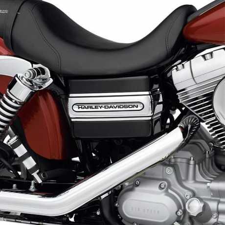 Harley-Davidson Batteriehalteband mit Harley-Davidson Schriftzug  - 66443-06