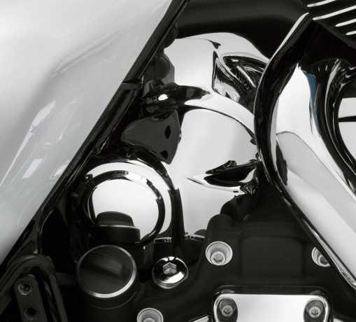 Harley-Davidson Starter Cover chrome  - 66477-10