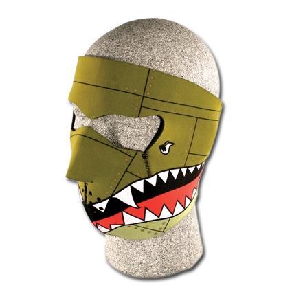 ZANheadgear ZANheadgear Neoprene Face Mask Bomber  - 67-3230