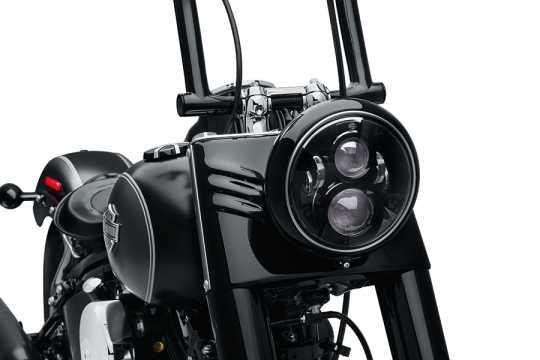 """Harley-Davidson Daymaker 7"""" Projector LED Scheinwerfer schwarz  - 67700266"""
