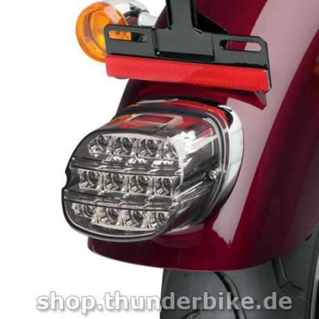 Harley-Davidson Layback LED Rückleuchte Getönt  - 67800358