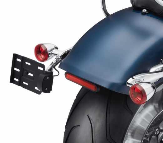 Harley-Davidson Blinker & Kennzeichen Versatz Kit, chrom  - 67800802