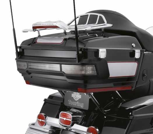 Harley-Davidson LED King Tour-Pak Brake/Turn/Tail Lamp Kit - Smoked Lens  - 67931-11