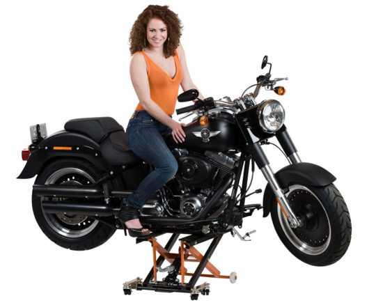 B2 Lifts B2 Motorcycle Megalift 400kg  - 68-6346