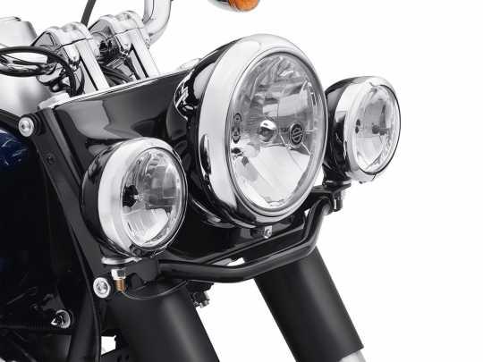 Harley-Davidson Zusatzscheinwerfer schwarz  - 68000026