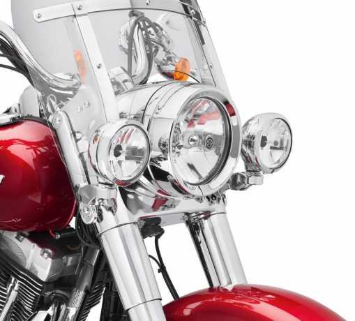 Harley-Davidson Custom Zusatzscheinwerfer-Kit  - 68000051
