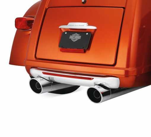 Harley-Davidson Illuminated Fascia Accent Trim Red  - 68000129