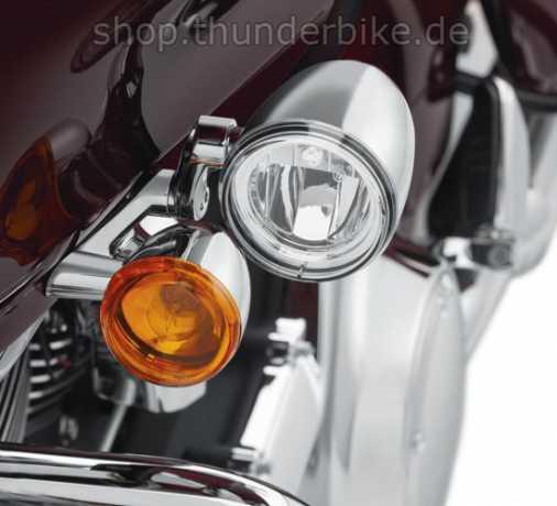 Harley-Davidson LED Fog Lamp Mount Kit chrome  - 68000183