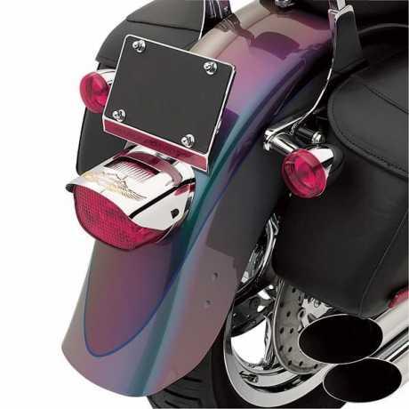 Harley-Davidson Rückleuchtenschirm Eagle Wing Gold  - 68011-91T