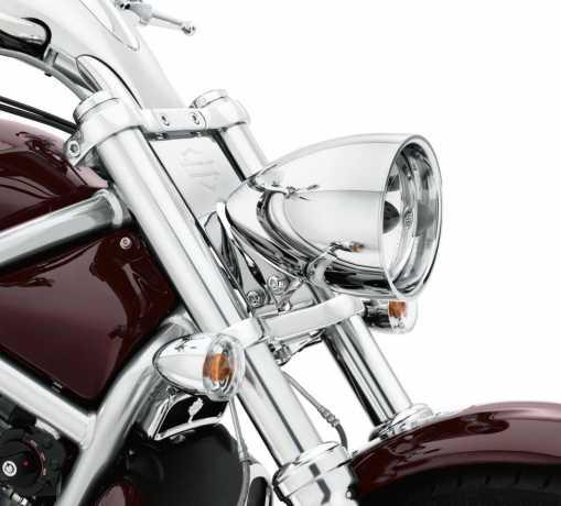 Harley-Davidson Billet Headlamp Installation Bracket  - 68211-05