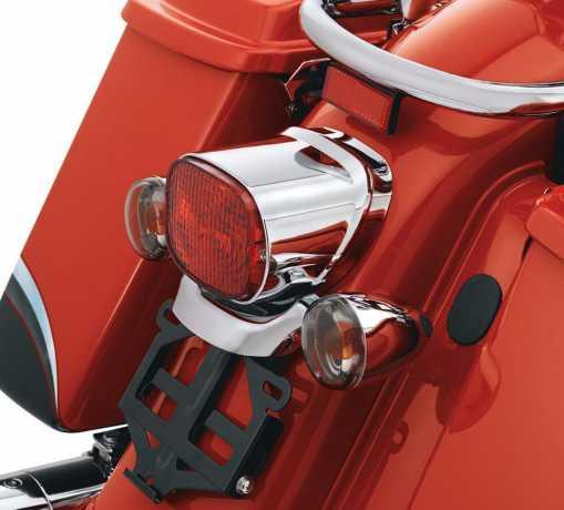 Harley-Davidson Tail Light Collar chrome  - 68332-08