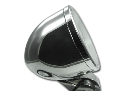 Motogadget Motogadget Streamline Cup polished for 1'' handlebars  - 68-3747