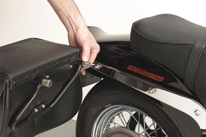 Cycle Visions Cycle Visions Bare Backs for use with detachable Sissy Bars  - 68-3946