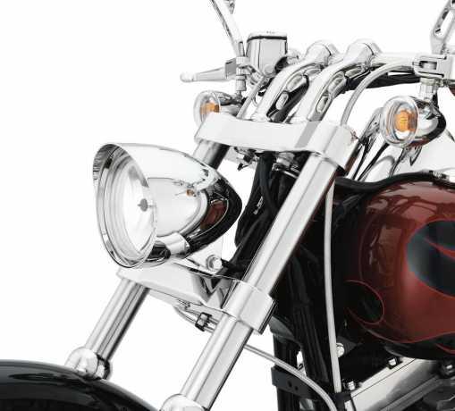 Harley-Davidson Headlamp Mounting System for Bullet Headlamp  - 68595-06