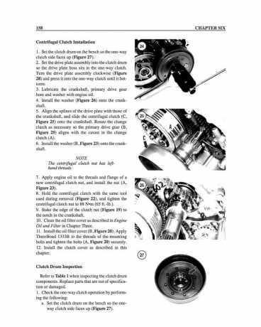 Clymer Clymer Book HD M424  - 68-90424