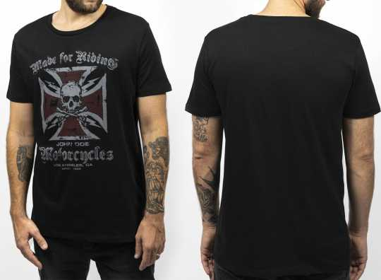 John Doe John Doe T-Shirt Cross L - 69-0753