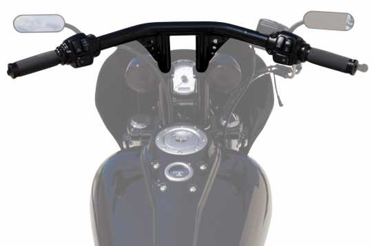 "Santee Santee Straight Up 1.25"" T-Bar handlebars 10"" 