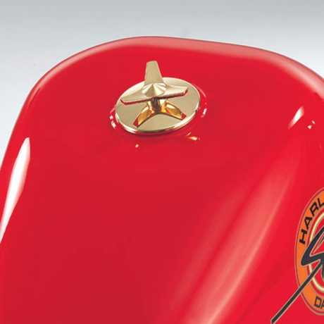 Kustom Tech Kustom Tech Spinner Tankdeckel, rechts (entlüftet)  - 69-6053
